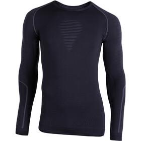 UYN Visyon UW Longsleeve Shirt Heren, blackboard/black/black